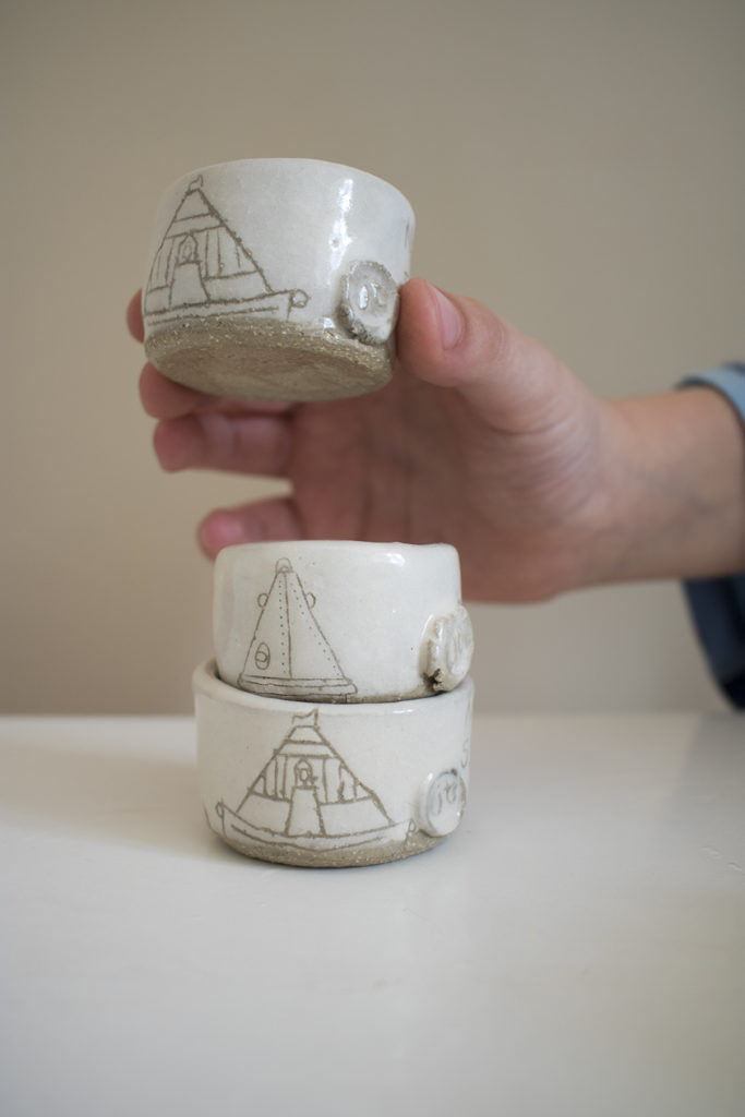 little hand stacks cups