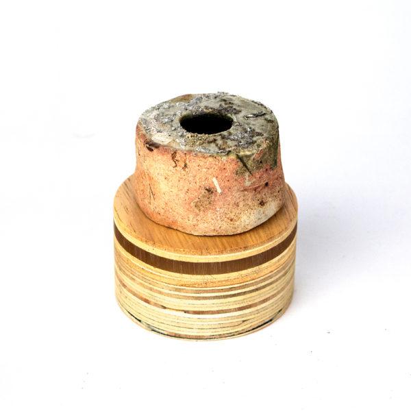 Bud Vase with a Plinth
