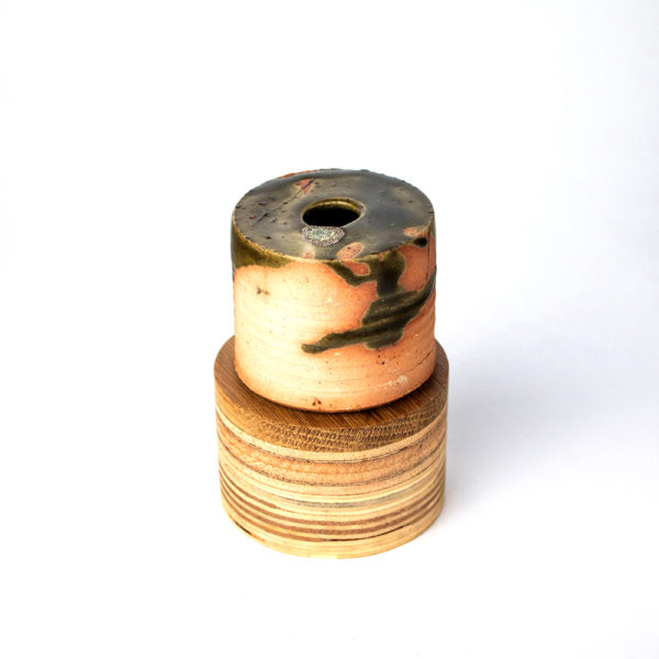 Bud Vase on a Plinth