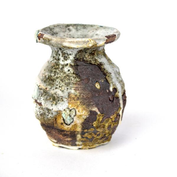 small wonky pot